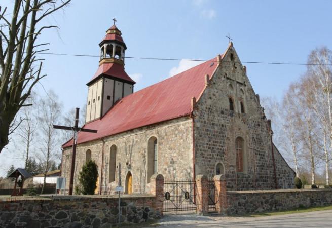 Widuchowa Kościół parafialny pw Najśw. Serca Pana Jezusa