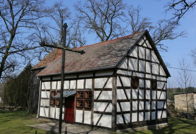 Słajsino Kościół filialny pw MB Królowej Polski