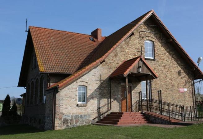 Zagórze Kościół filialny pw Matki Boskiej Fatimskiej