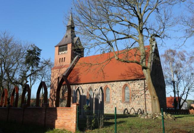 Wołczkowo Kościół parafialny pw MB Szkaplerznej