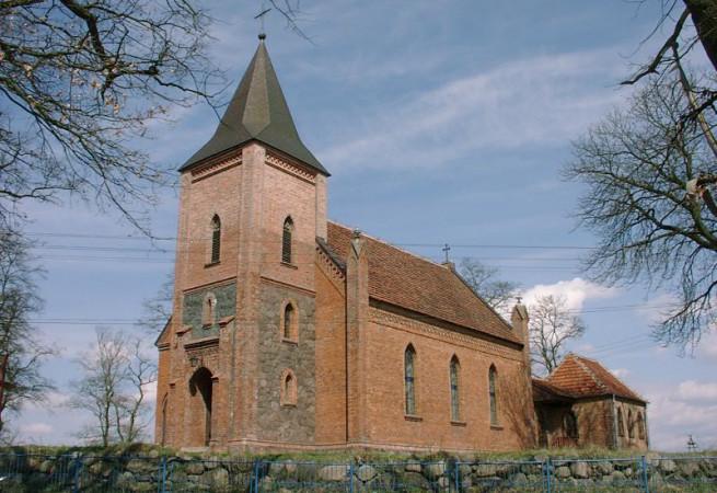 Nadarzyn Kościół filialny pw Świętej Trójcy