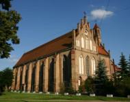 Chojna Parafia rzymskokatolicka p.w. Świętej Trójcy
