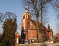 Krzęcin Rzymskokatolicka parafia p.w. św. Jana Chrzciciela