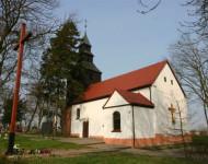 Mielęcin Rzymskokatolicka parafia p.w. Nawiedzenia NMP