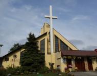Dziwnówek Parafia rzymskokatolicka p.w. św. Maksymiliana Marii