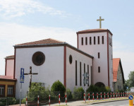 Gryfice Rzymskokatolicka parafia p.w. Najśw. Serca Pana Jezusa