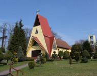 Ińsko Rzymskokatolicka parafia p.w. św. Józefa