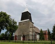 Mechowo k.Płot Rzymskokatolicka parafia p.w. św. Andrzeja Boboli