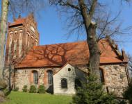 Pęzino Rzymskokatolicka parafia p.w. Wniebowzięcia NMP