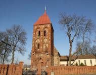 Stargard Rzymskokatolicka parafia p.w. Świętego Krzyża