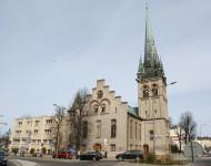 Świnoujście Rzymskokatolicka parafia p.w. Chrystusa Króla