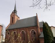 Świnoujście Parafia rzymskokatolicka p.w. NMP Gwiazdy Morza
