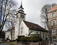 Szczecin Rzymskokatolicka parafia p.w. Najśw. Zbawiciela