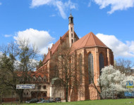 Szczecin Rzymskokatolicka parafia p.w. św. Jana Ewangelisty