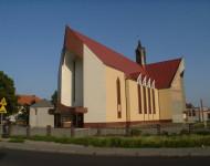 Szczecin Rzymskokatolicka parafia p.w. Przemienienia Pańskiego