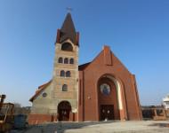 Szczecin Rzymskokatolicka parafia p.w. św. Siostry Faustyny Kowalskiej
