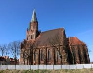 Trzebiatów Parafia rzymskokatolicka p.w. Macierzyństwa NMP