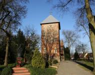 Warnice k.Pyrzyc Parafia rzymskokatolicka p.w. NMP Matki Kościoła