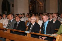 drugi od lewej: Bartłomiej Sochański - konsul honorowy Niemiec  /fot.: E. Cybulski /