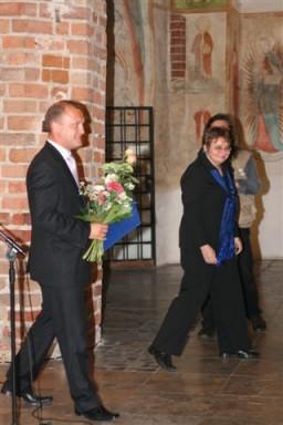 Piotr Krzystek - Prezydent Szczecina  /fot.: E. Cybulski /