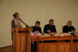 prof. Terasa Dziembowska  /fot.: E. Cybulski /
