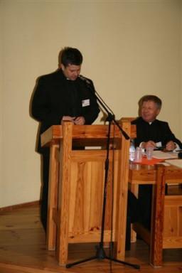 ks. dr Andrzej Maćkowski  /fot.: E. Cybulski /