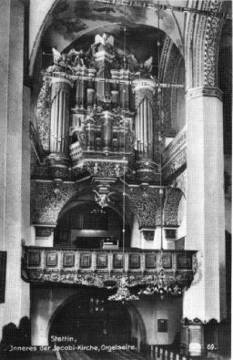 stare organy z przed II wojny światowej  /fot.: Webmaster /