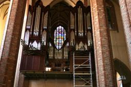 nowy poświęcony instrument organowy  /fot.: Webmaster /