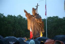 Wieczorny Apel Jasnogórski  /fot.: E. Cybulski /