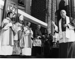Katedra - Msza Święta (1974 r.)