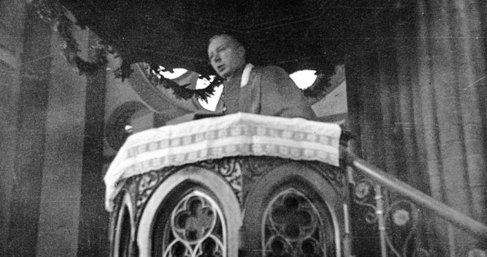 Par. pw. św. Jana Chrzciciela (1952 r.)