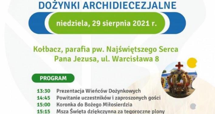 Dożynki Archidiecezjalne 2021
