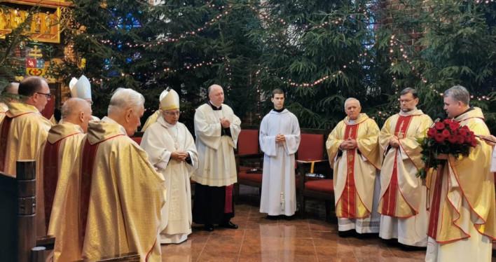 Jubileusz 30. rocznicy święceń biskupich Księdza Biskupa Mariana Błażeja Kruszyłowicza