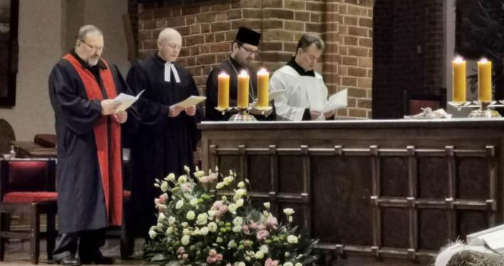Zakończenie Tygodnia Modlitw o Jedność Chrześcijan 2020
