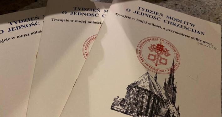 Tygodnia Modlitw o Jedność Chrześcijan 2021 - spotkanie modlitewne