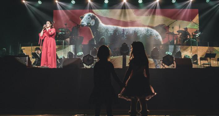 Betlejem w Szczecinie - Głośna Noc - 2020