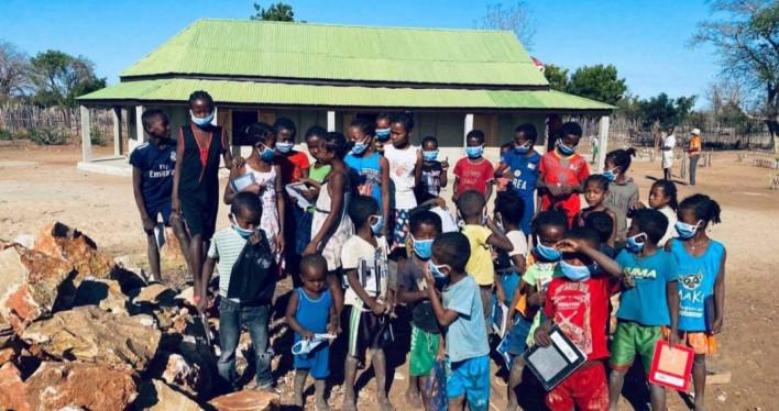 Zakończono budowę szkoły w Misokitsy na Madagaskarze