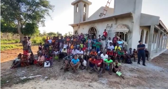Video pozdrowienia z Madagaskaru