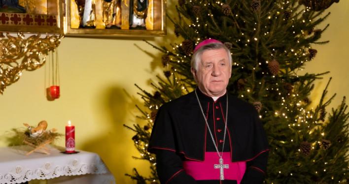 Słowo i życzenia Arcybiskupa Metropolity na Boże Narodzenie 2019