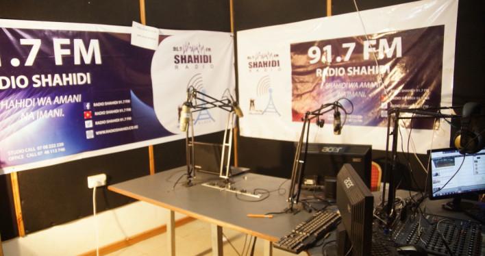 Międzynarodowa współpraca Wydziału Wychowania Katolickiego z katolickim Radio Shahidi z Isiolo w Kenii