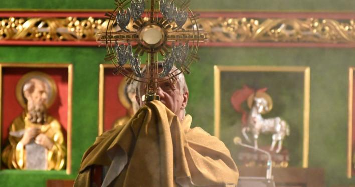 Szczecińskie uroczystości ku czci Najświętszego Serca Pana Jezusa
