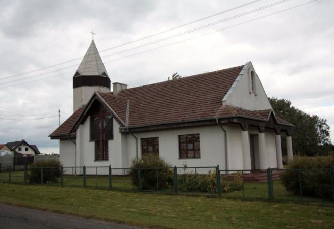 Osina Kościół filialny pw Matki Bożej Bolesnej