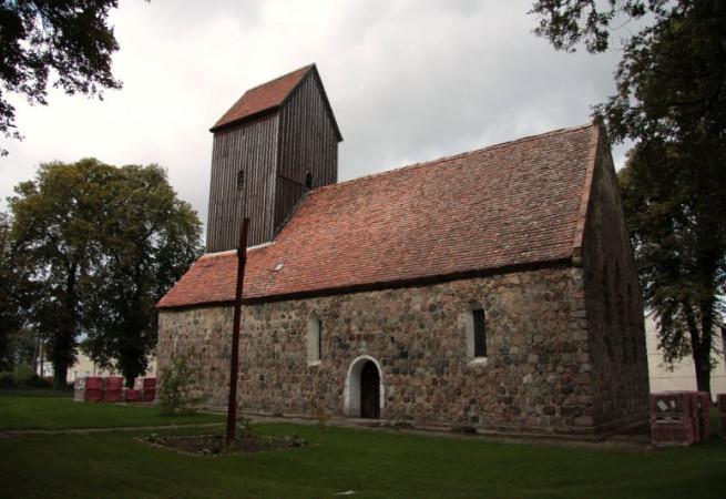 Laskowo Kościół filialny pw Najświętszego Serca Pana Jezusa