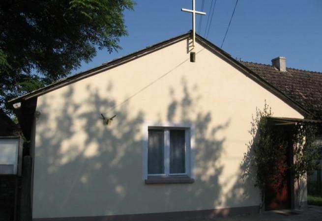 Wojcieszyn Kaplica