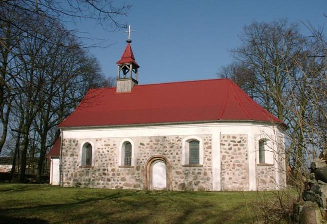 Bobolin Kościół filialny pw MB Nieustającej Pomocy