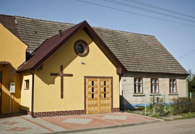 Lewice Kaplica pw św. Izydora Oracza