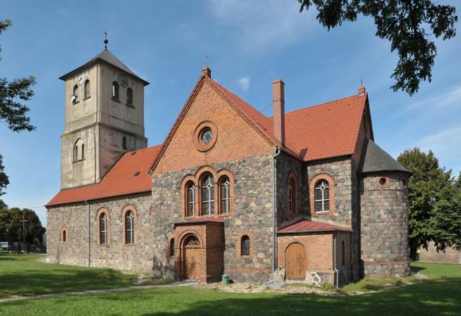 Cychry Kościół parafialny pw św. Stanisława BM