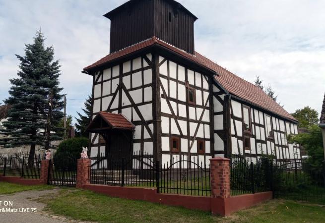 Rotnowo Kościół filialny pw Matki Bożej Częstochowskiej