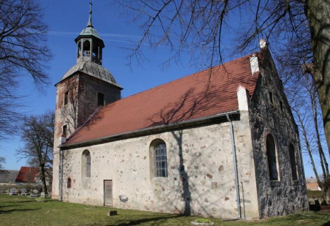 Czarnowo Kościół filialny pw Ducha Świętego