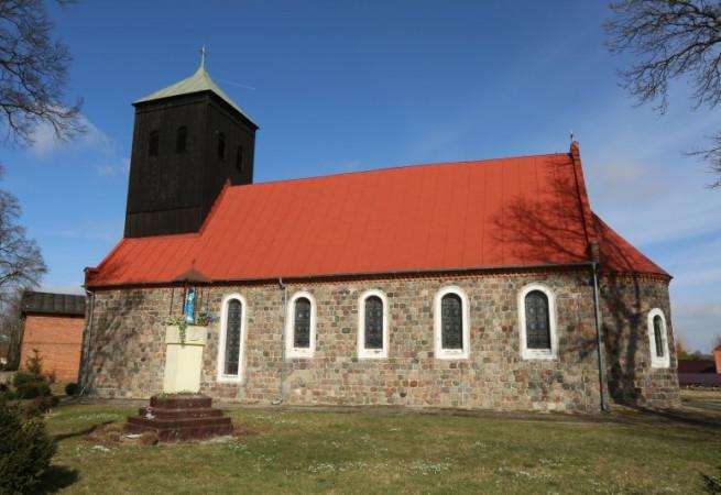 Piaseczno Kościół filialny pw M.B. Królowej Różańca Świętego